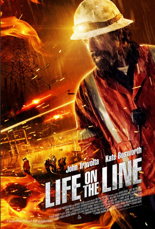 Life On The Line (2015, dir. David Hackl)