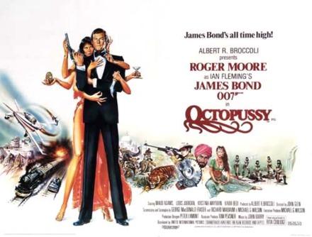 Octopussy (1983, dir. JohnGlen)