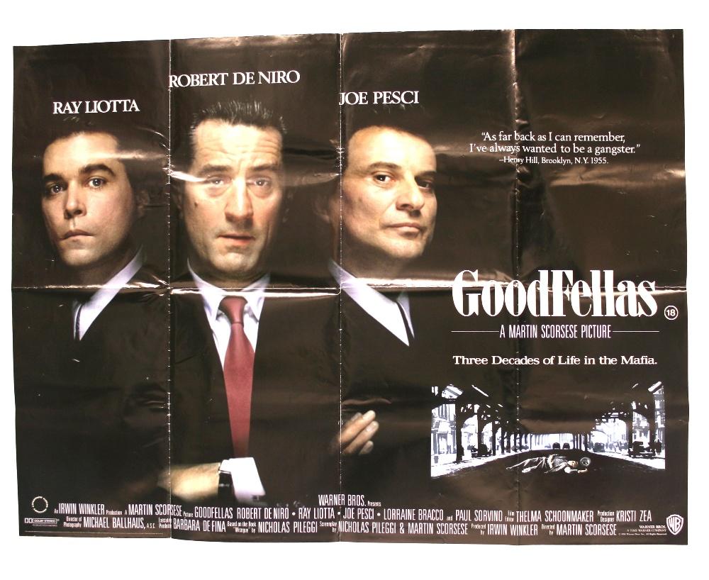 GoodFellas (1990, dir. MartinScorsese)