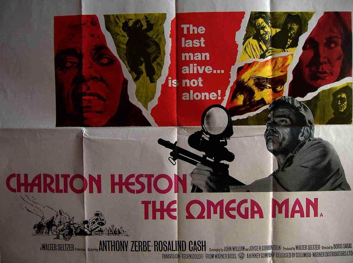 The Omega Man (1971, dir. BorisSagal)
