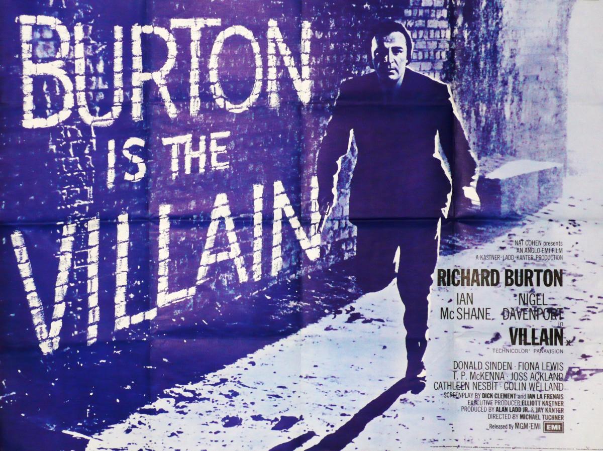 Villain (1971, dir. MichaelTuchner)
