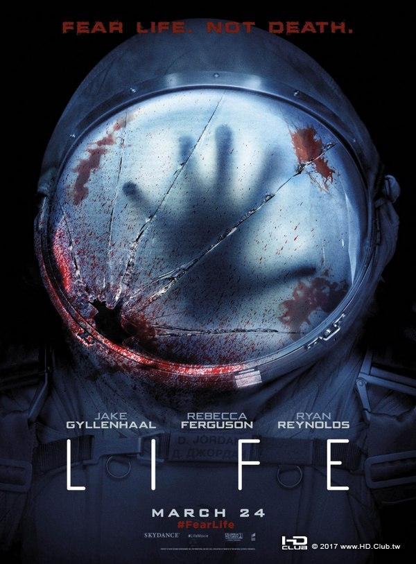 Life (2017, dir. DanielEspinosa)
