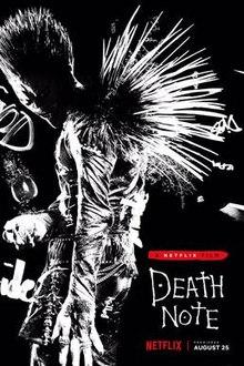 Death Note (2017, dir. AdamWingard)