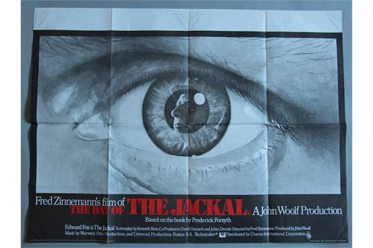 The Day of the Jackal (1973, dir. Fred Zinnemann)