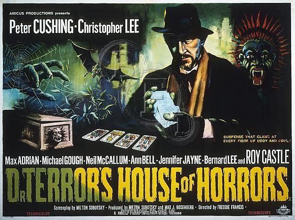 Dr Terror's House of Horrors (1965, dir. FreddieFrancis)