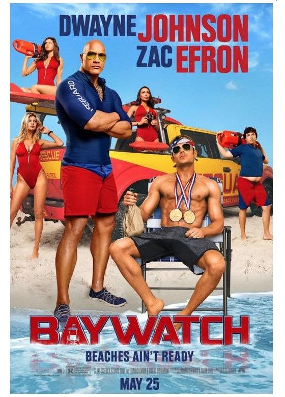Baywatch (2017, Dir. SethGordon)