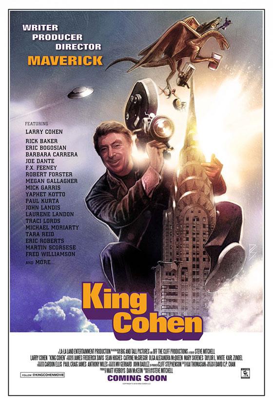 King Cohen (2017, dir. SteveMitchell)