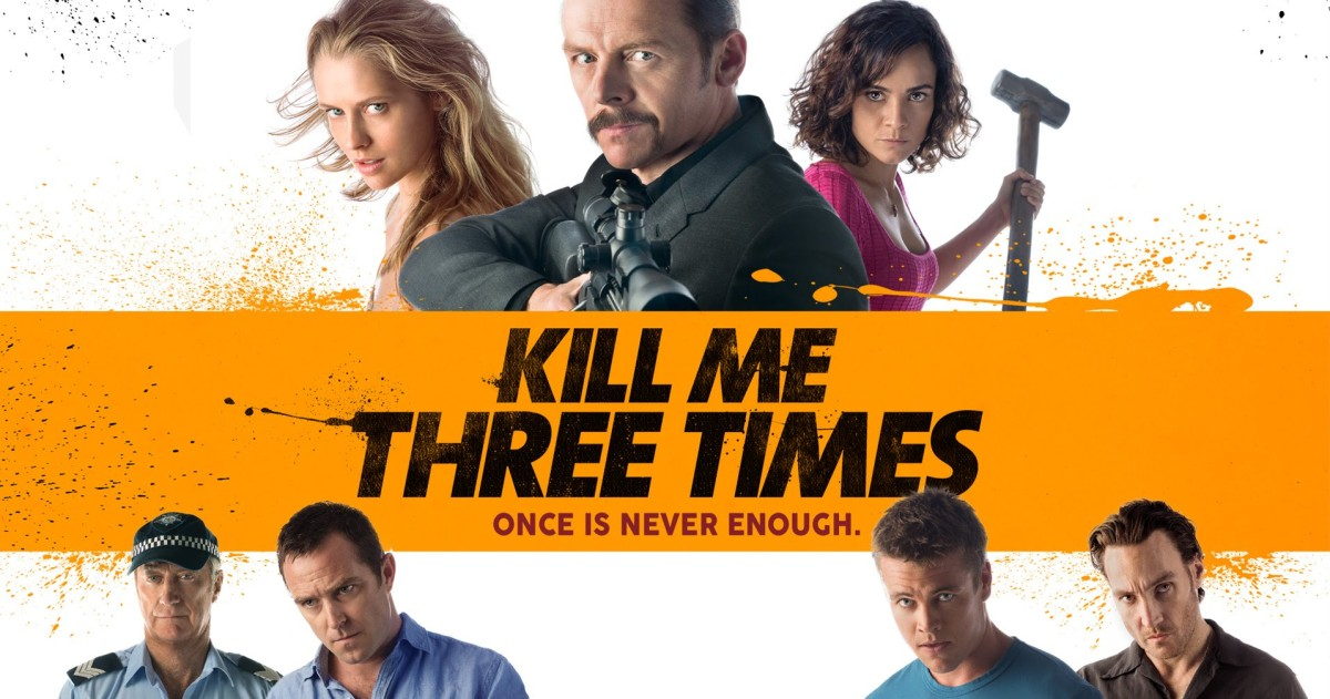 Kill Me Three Times (2014, dir. Kriv Stenders)