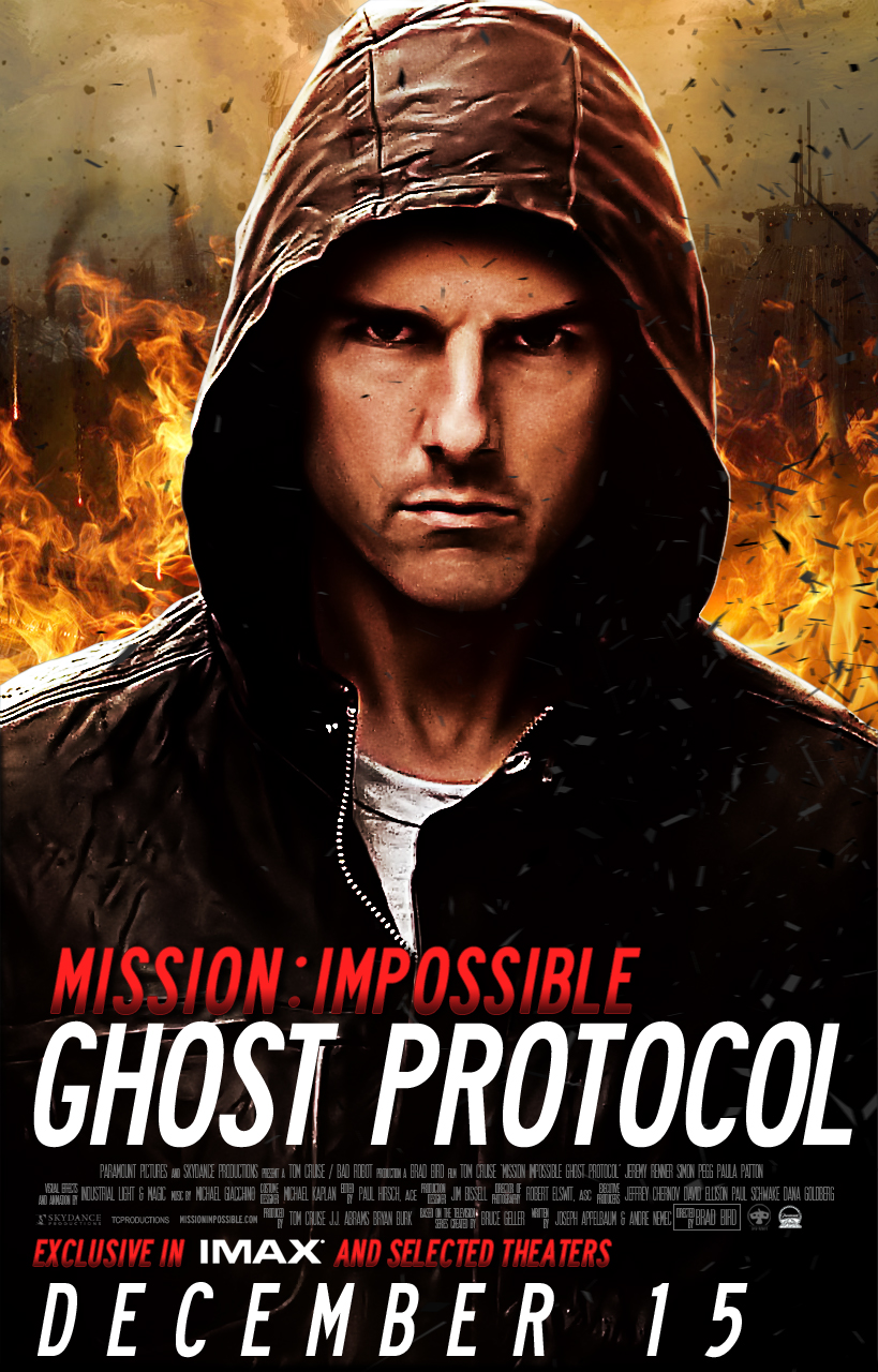 Mission: Impossible Ghost Protocol (2011, dir. Brad Bird)