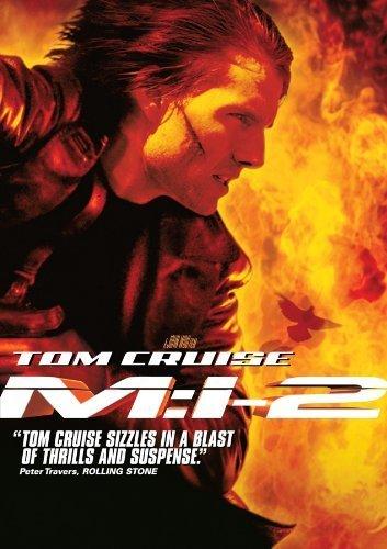 Mission Impossible II (2000, dir. JohnWoo)