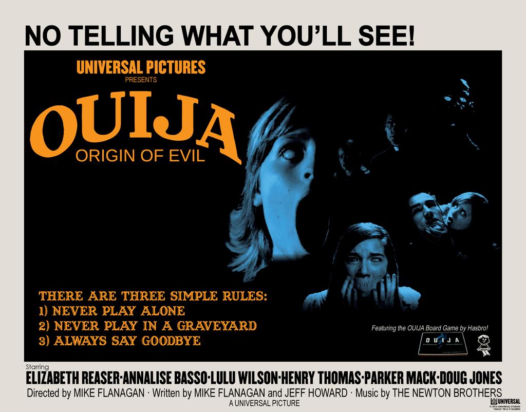 Ouija: Origin of Evil (2016, dir. MikeFlanagan)