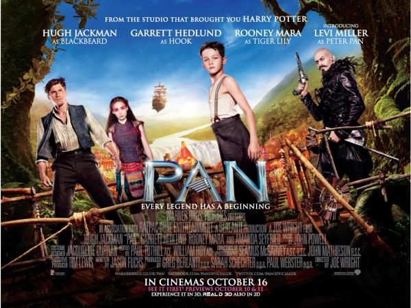 Pan (2015, dir. JoeWright)