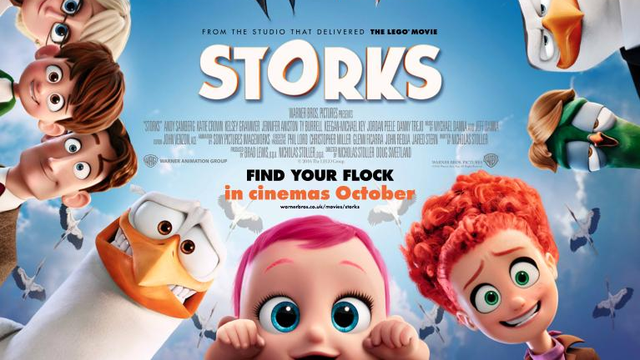 Storks (2016, dir. Nicholas Stoller, DougSweetland)