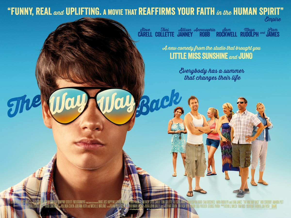 The Way, Way Back (2013, dir. Nat Faxon & Jim Rash)