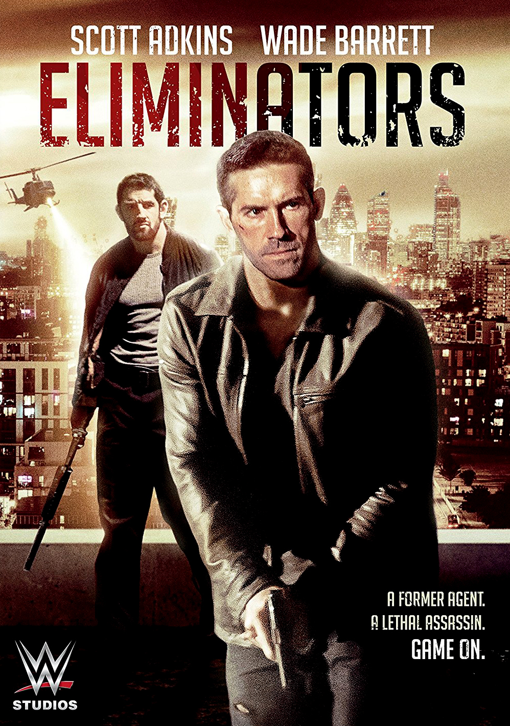 Eliminators (2016, dir. James Nunn)
