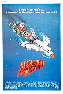 Airplane II: The Sequel (1982, dir. KenFinkleman)