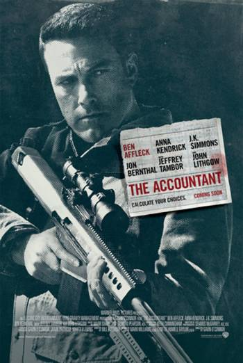 The Accountant (2016, dir. Gavin O'Connor)