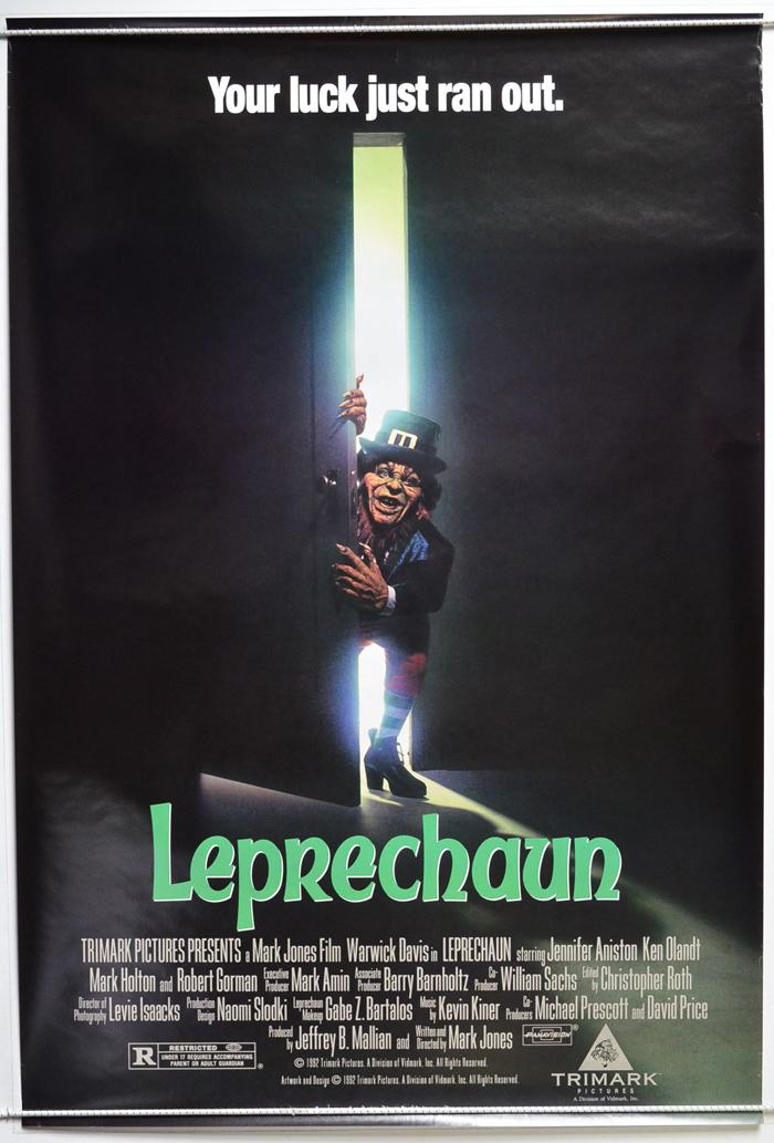 Leprechaun (1993, dir. MarkJones)