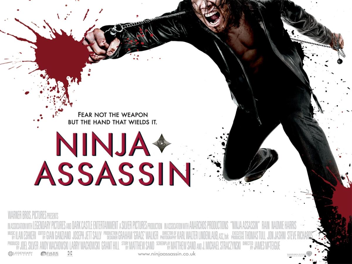 Ninja Assassin (2009, dir. JamesMcTeigue)