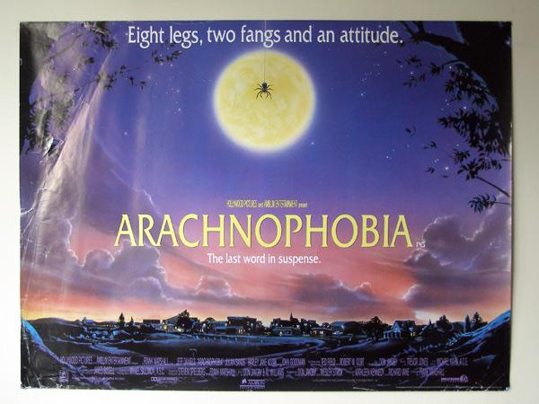 Arachnophobia (1990, dir. FrankMarshall)