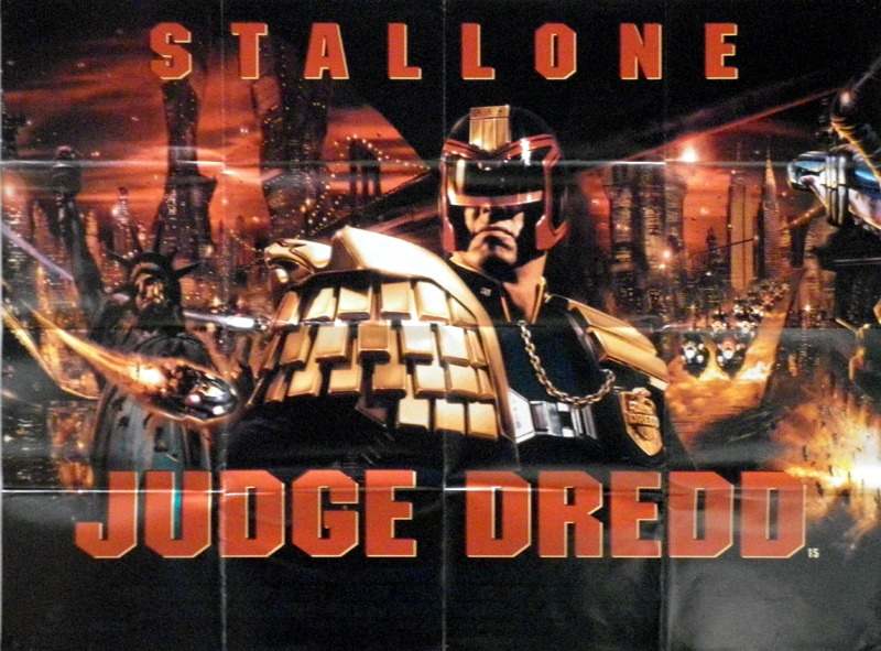 Judge Dredd (1995, dir. DannyCannon)
