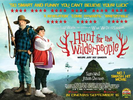 Hunt For The Wilderpeople (2016, dir. Taika Waititi)