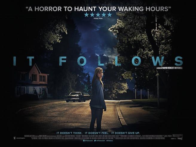 It Follows (2014, dir. David RobertMitchell)