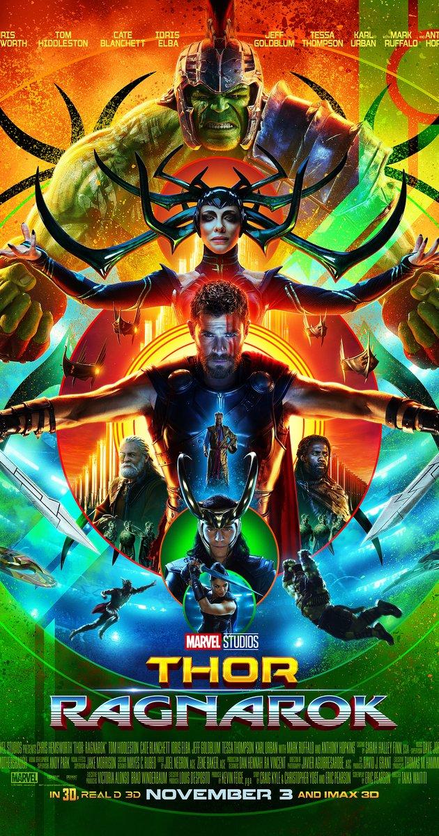 Thor: Ragnarok (2017, dir. TaikaWaititi)