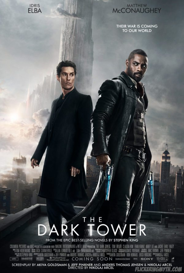 The Dark Tower (2017, dir. Nikolaj Arcel)