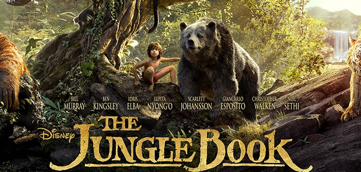 The Jungle Book (2016, dir. Jon Favreau)