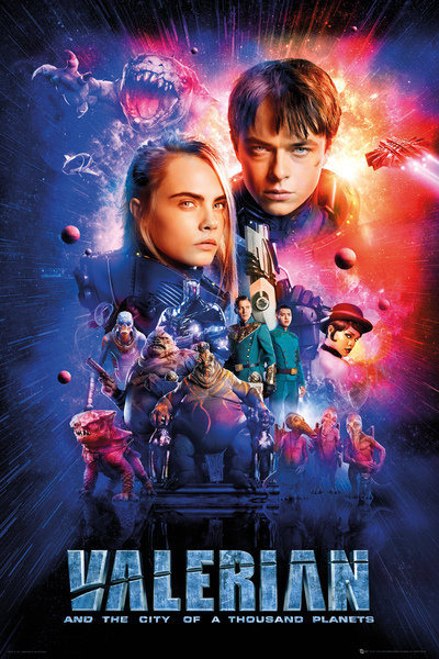Valerian and the City of a Thousand Planets (2017, dir. LucBesson)