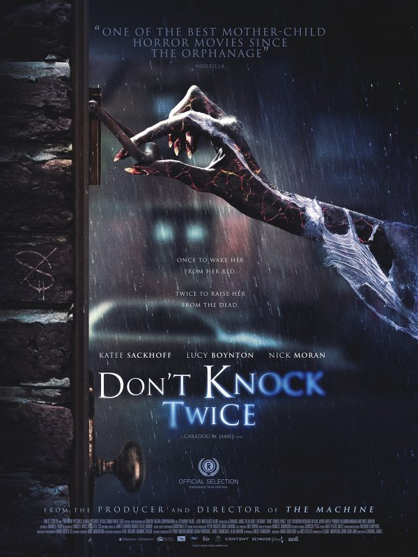 Don't Knock Twice (2016, dir. Caradog W. James)