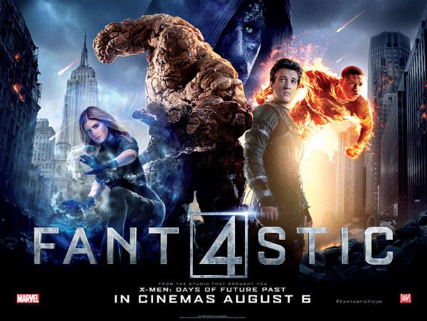 Fantastic Four (2015, dir. JoshTrank)