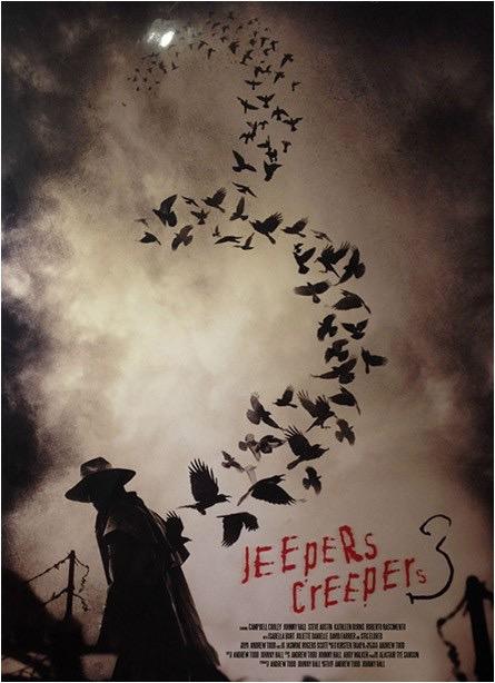 Jeepers Creepers 3 (2017, Dir. VictorSalva)