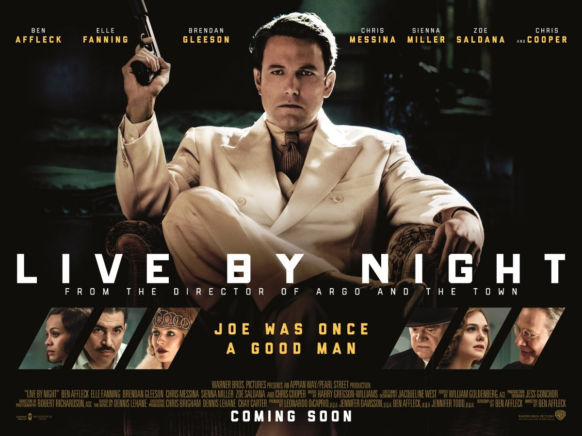 Live By Night (2016, dir. BenAffleck)