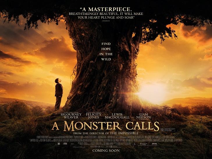 A Monster Calls (2016, dir. J. A.Bayona)