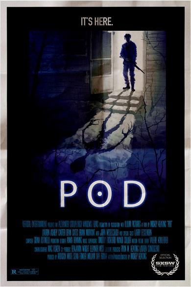 Pod (2015, dir. MickeyKeating)