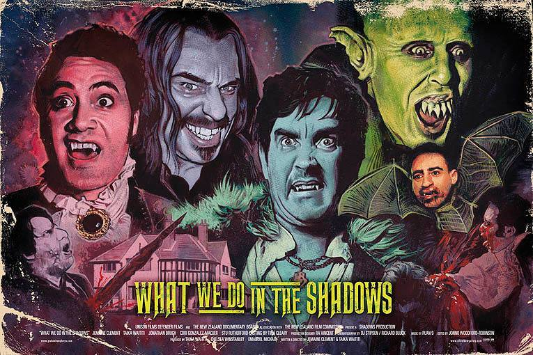 What We Do In The Shadows (2014, dir. Taika Waititi)