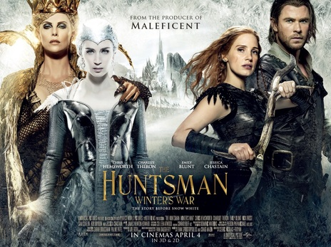 The Huntsman: Winter's War (2016, dir. Cedric Nicolas-Troyan)