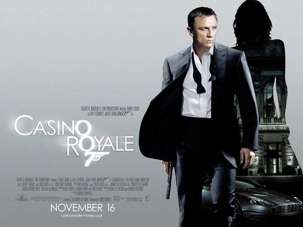 Casino Royale (2006, dir. MartinCampbell)