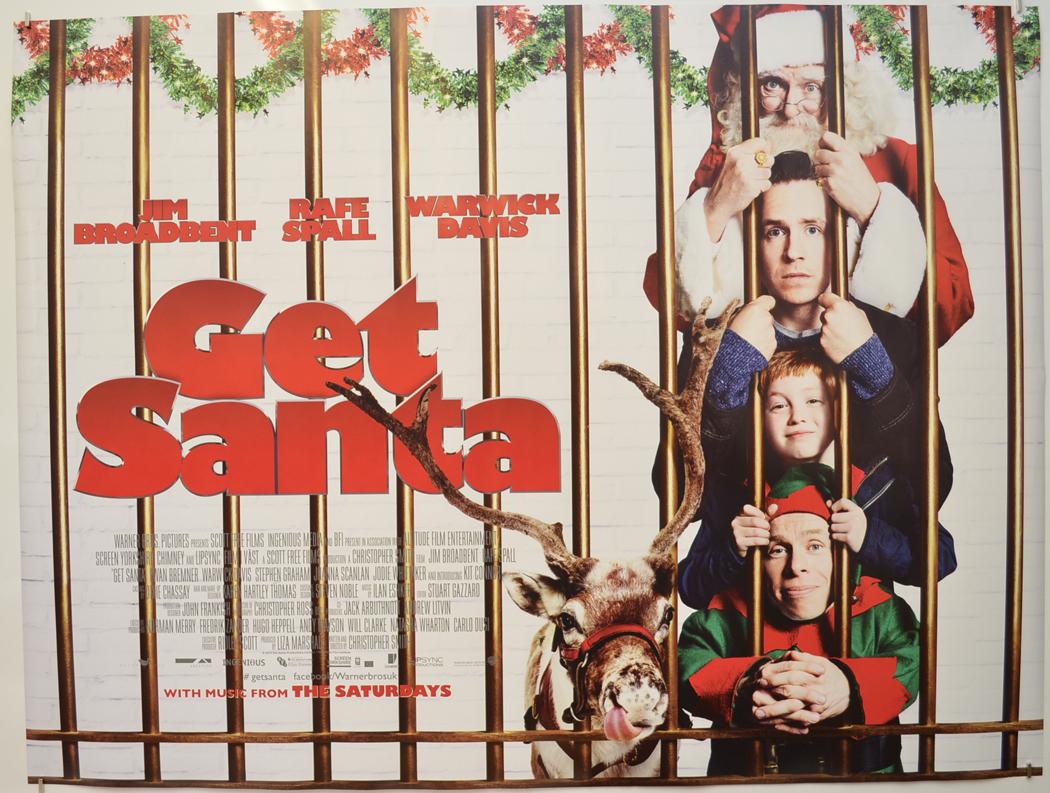 Get Santa (2013, dir. ChristopherSmith)