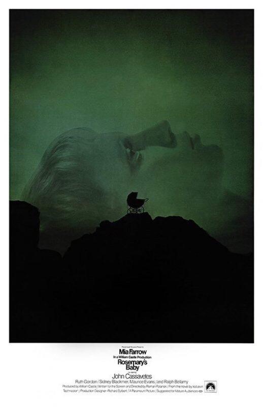 Rosemary's Baby (1968, Dir. RomanPolanski)