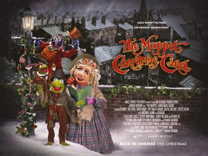 The Muppet Christmas Carol (1992, dir. BrianHenson)