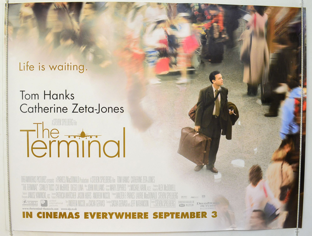 The Terminal (2004, dir. StevenSpielberg)