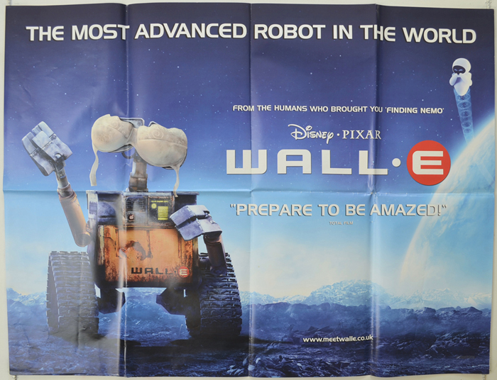 Wall-E (2008, dir. AndrewStanton)