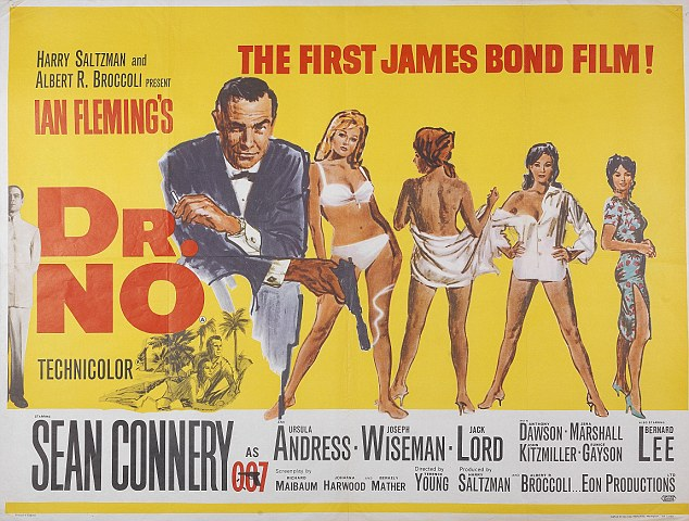 Dr. No (1962, dir. Terence Young)