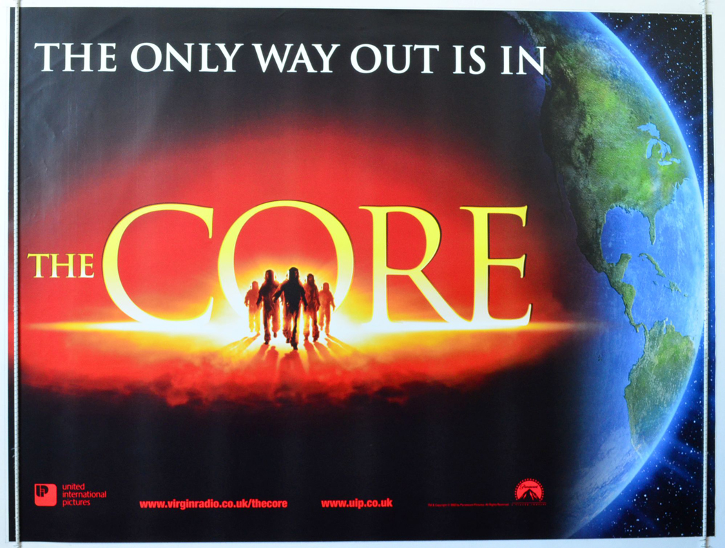 The Core (2003, dir. Jon Amiel) – 255 Review