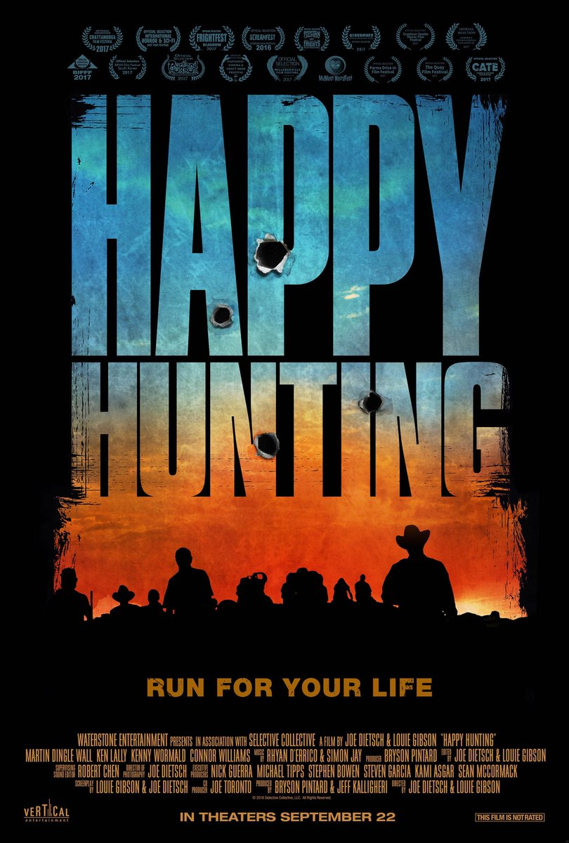 Happy Hunting (2016, dir. Joe Deitsch & Louie Gibson)