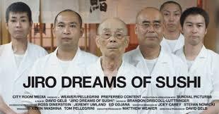 Jiro Dreams of Sushi (2011, dir. DavidGelb)