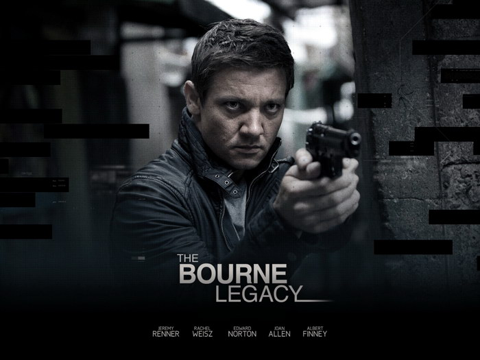 The Bourne Legacy (2012, dir. Tony Gilroy)